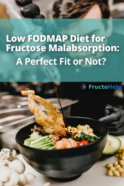 Low FODMAP Diet for Fructose Malabsorption - FructoHelp - www.fructohelp.com